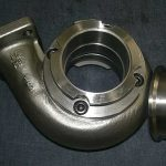 New S200 T3 divided turbine housing