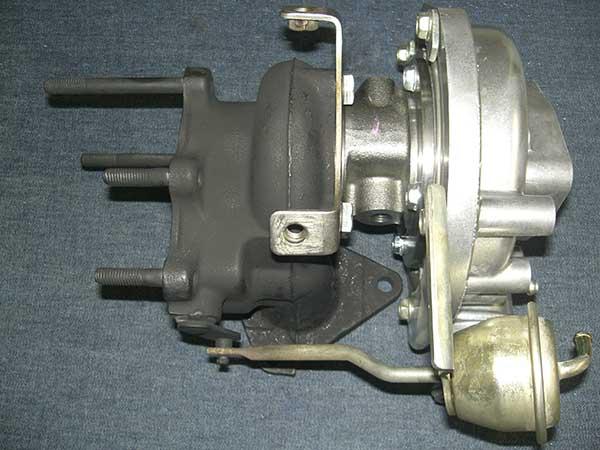 Nissan Navara D22 upgrade turbo | Turbo Care NZ Ltd