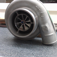 Borg Warner  S400 80mm billet turbo