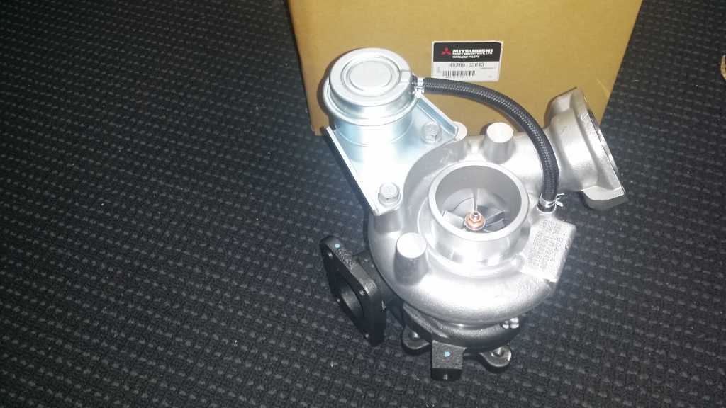 Mitsubishi Canter 4M50T