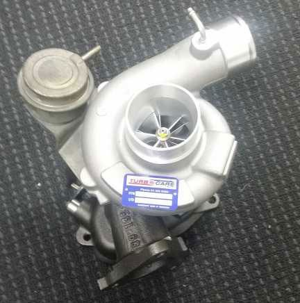 Subaru TD04HL-19T upgrade