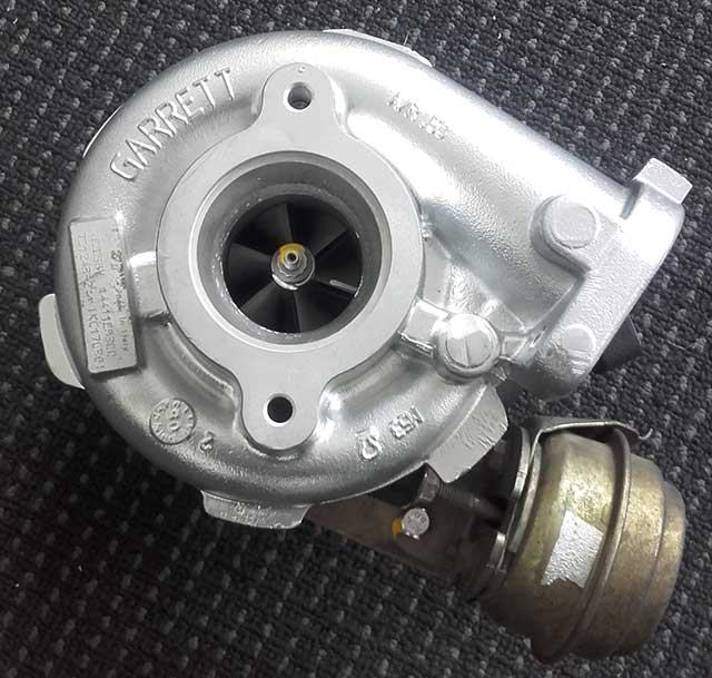 Exchange Nissan Navara YD25 Turbocharger