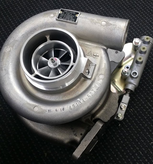 New Genuine Mitsubishi TF08-4 Turbocharger