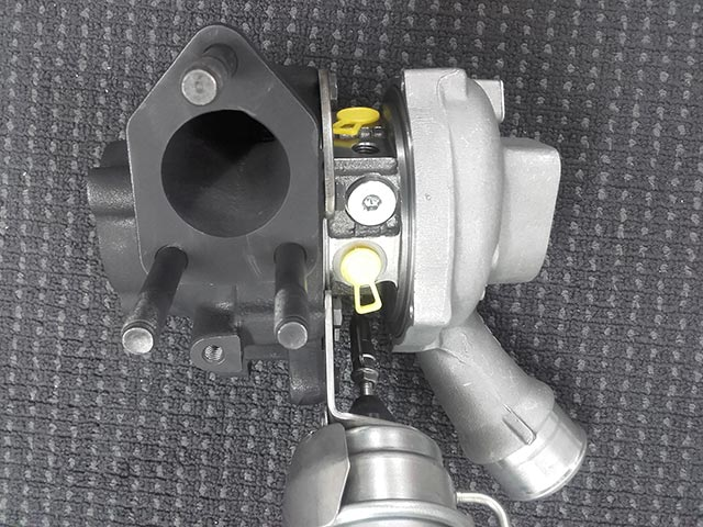 New Genuine Hyundai H-1 CRDI Turbocharger
