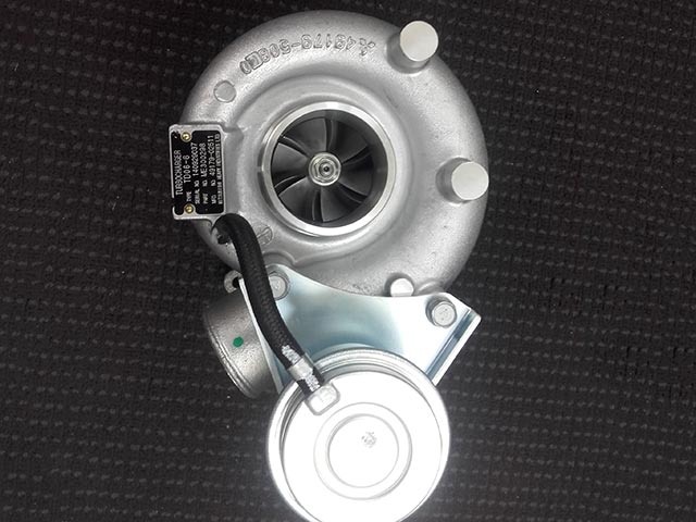 New Mitsubishi Canter 6M60T Turbocharger