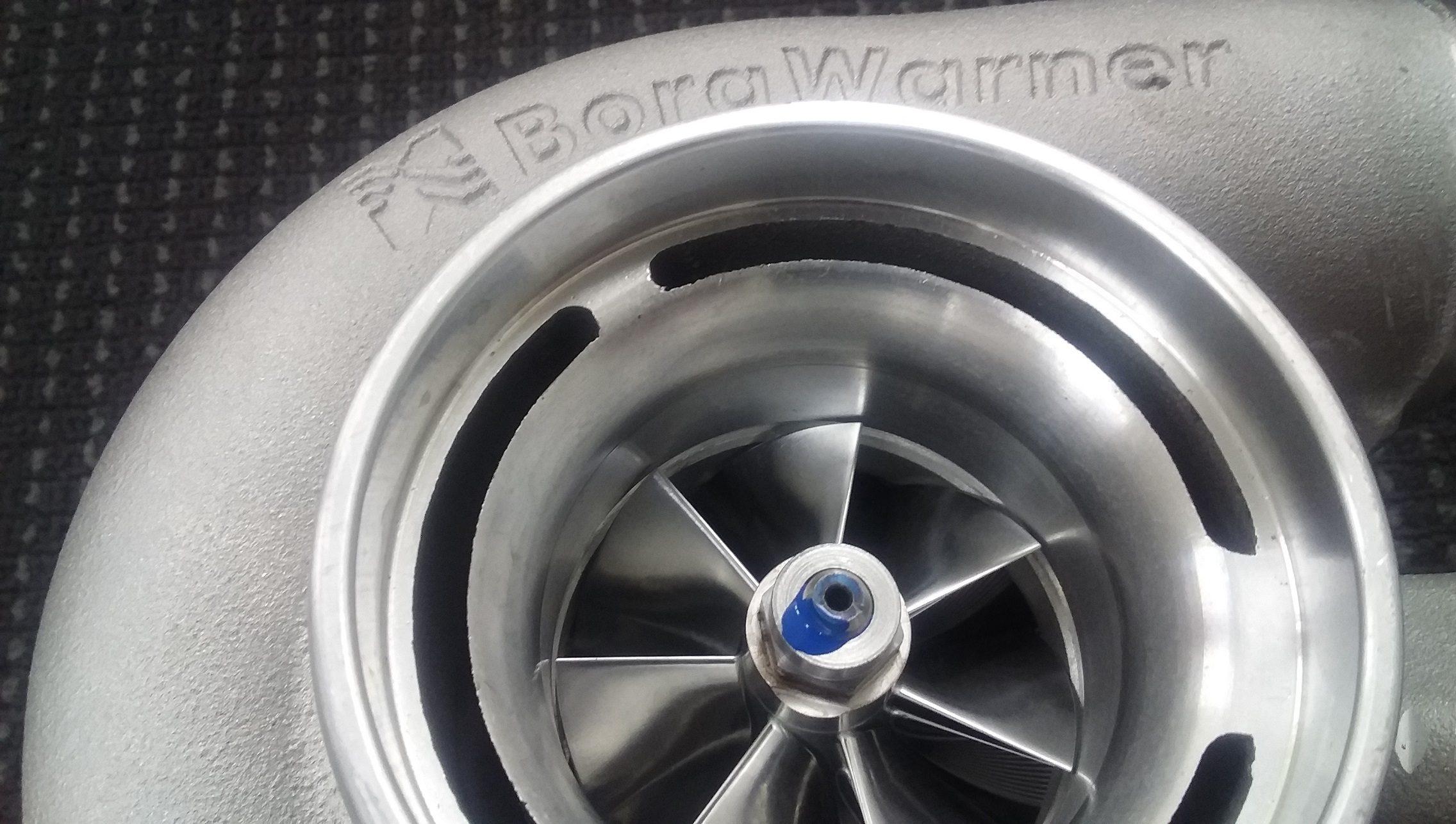 Borg Warner S200SXE