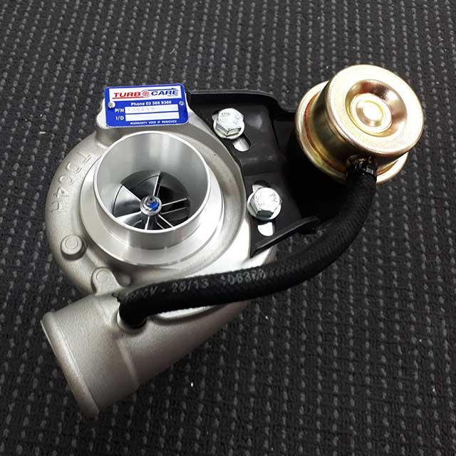Isuzu 4JB1/H1 Turbo Upgrade