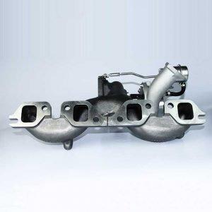 Isuzu NPR 2001,Ukrnian BOGDAN 4.6L GT2256MS Aftermarket Turbo