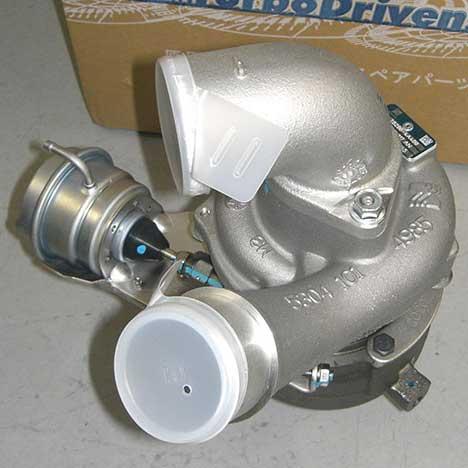 Hyundai H-1 3K BV43 28200-4A480 282004A480 Genuine Turbo