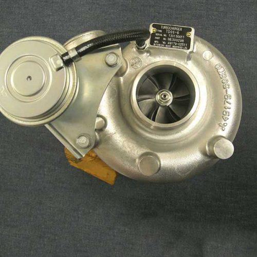 Mitsubishi Canter Fuso TD06-20 Genuine Turbo