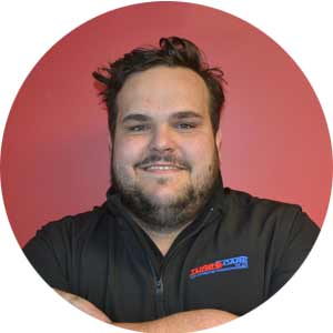 Trent Moran - Trainee Turbocharger Technician/Sales