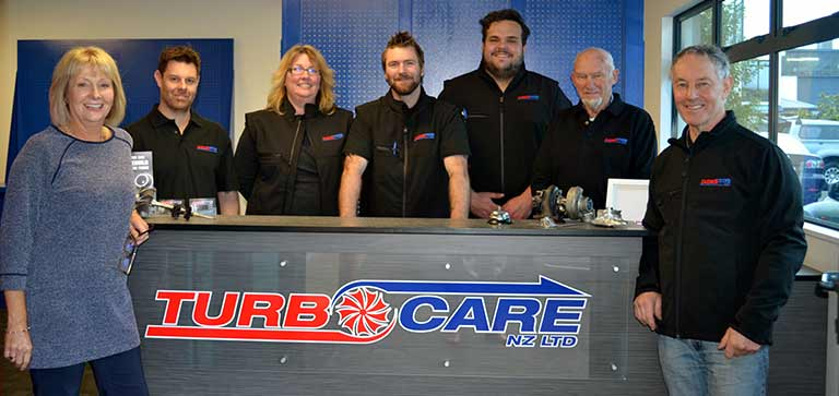 Turbo Care NZ Team