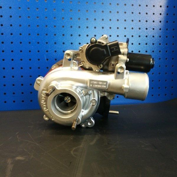 Reman Toyota Hilux CT16V 1KD Exchange Turbo