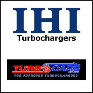 Turbo Care IHI Genuine Turbocharger