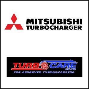 Turbo Care Mitsubishi Genuine Turbocharger