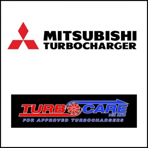 Turbo Care Mitsubishi Genuine Turbocharger