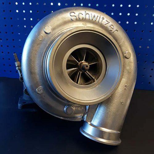 Mercedes-Benz Truck Axor S410 Exchange Turbo
