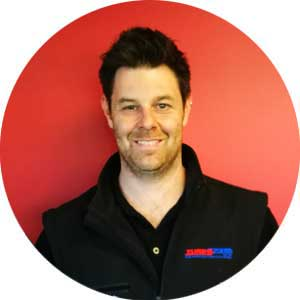 Jarrad Whall - Workshop Manager and Sales
