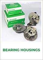 Jrone turbocharger systems bearing housings