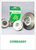 Jrone turbocharger systems coreassy