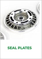 Jrone turbocharger systems seal plates